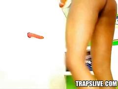 Porno: Sexy Hračky, Vibrátory, Brunetky, Sólo