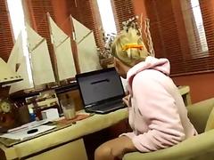 Lucah: Gadis, Remaja, Rambut Blonde