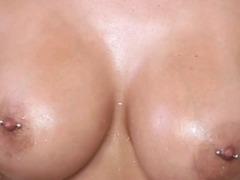 جنس: أثداء طبيعية, مؤخرة كبيرة, أوضاع, قضيب كبير