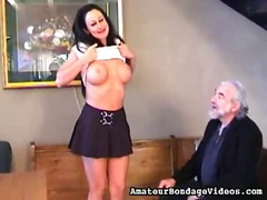 Amateur bondage videos brings you bdsm porn sex mov