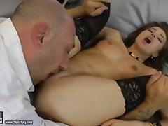 Porno: Anus Ben Obert, Facial, Petó Anal De Dona A Home, Doble Penetració
