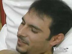 Porno: Ağır Sikişmə, Guy, Corablı, Üstünə Qurtarmaq