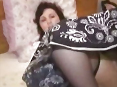 ポルノ: 熟女, ストッキング, ハイヒール, スカート盗撮