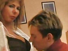 Porn: Mamica, Starejše Ženske, Nemka, Milf