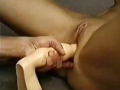 Porno: Dubultā Drāšana, Seksa Rotaļlietas, Rotaļlietas, Dildo