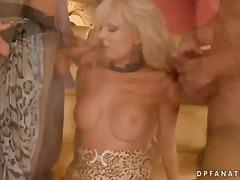 پورن: ستاره فیلم سکسی, 2 کیر 1 کون