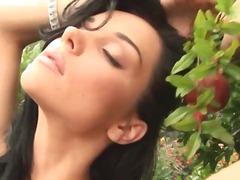 Porr: Erotisk, Utomhus, Bröst