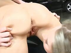 Lucah: Porno Hardcore, Dicukur, Bertiga, Rambut Blonde