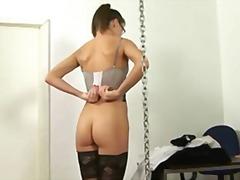 Porno: Naiseriietes Mees, Fetiš, Prillid, Perversne