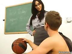 Pornići: Hardcore, Brineta, Nastavnik, Škola