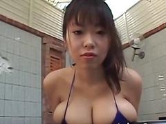 Porr: Stor Röv, Modell, Små Bröst, Asiatiska