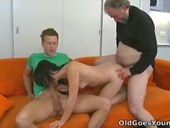 Porno: Yaşlı, Avropa, Yeniyetmə, Yeniyetmə