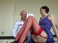 جنس: بريطانية, جوارب طويلة, خبيرات