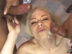 Porr: Bukkake, I Ansiktet, Ansiktsprut