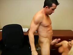 Porn: Zunanji Izliv, V Pisarni, Tajnica, Velike Joške