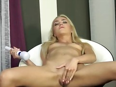 Porno: Orgasme, Teenager, Fisse, Blondiner