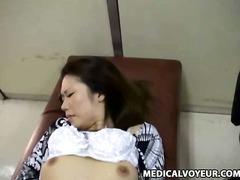 جنس: يابانيات, كاميرا حية, كاميرا مخفية, الطبيب