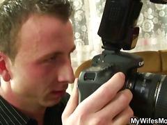 Pornići: Varanje, Zrele Žene, Baka