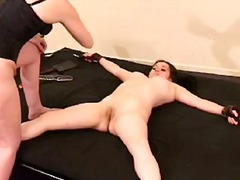 Mix of bondage sex vids from amateur bondage videos