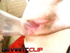 Porno: Masturbācija, Priekšmeti Pežā, Rotaļlietas, Dūre Pežā