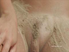 Porr: Strand, Utomhus, Erotisk