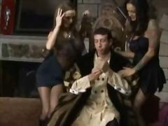 Porno: Zorras, Góticas, Dos Para Dos
