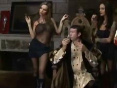პორნო: ნაშა, გოთი, სექს-ოთხეული