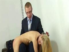 Porno: Spanking, Dominering