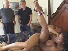 Porno: Üstünə Qurtarmaq, Arvad, Zənci, Xalaşka