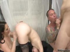 Porno: Poser, Groupe, Oral, Hardcore