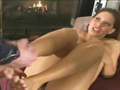 Porno: Nohy V Akci, Brunetky, Nohy V Akci, Starší Ženy