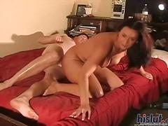 Porno: Smagais Porno, Gultā, Jāšana, Meitenes