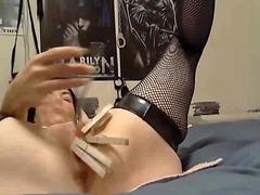 Porn: Փիսիկ, Սևահեր, Ծիծիկներ, Սոլո