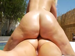 Porno: Threesome, Anale