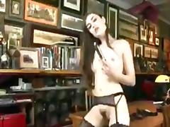 Porn: Masturbacija, Koščena, Igrača, Rjavolaska
