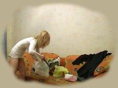 פורנו: ריגול, ביגוד תחתון, ווייר, לבושים