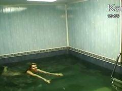 色情: 间谍系列, 裸体秀, 隐蔽拍摄, 游泳池性爱