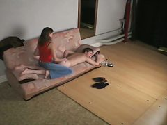 Porno: Podglądacze, Masaż, Ukryta Kamera, Szpieg