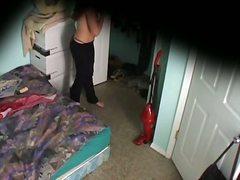 جنس: عرى, على السرير, تجسس, كاميرا مخفية
