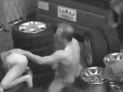 Porno: Voyeur, Skjult Kamera, Kvinder Taget Bagfra, Trusser