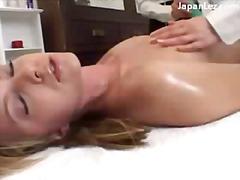 ポルノ: 中国人, 日本人, マッサージ, レスビアン