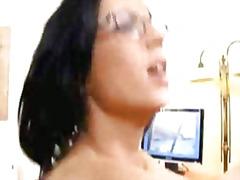Porno: Prádlo, Punčochy, Podpatky, Punčochy