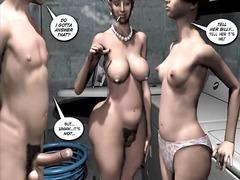Порно: Аніме, Мультики