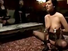 Porno: Mazohisms, Sišana Pa Dibenu, Dominēšana
