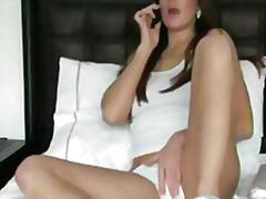 Porno: Masturbime, Lezbiket