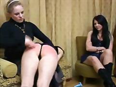 Pornići: Lezbijke, Pod Ženskom Suknjom, Spanking
