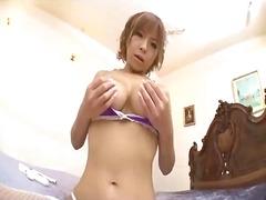 Porno: Masturbācija, Aziātu, Meitene, Austrumu