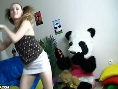 Porno: Giovani, Giochino Sexy