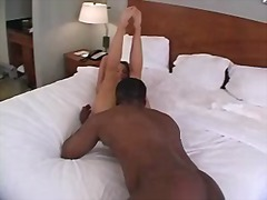 Porno: Baltie, Loceklis, Melnādainie, Starprasu