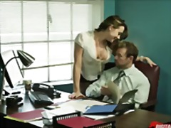 Porno:w pracy